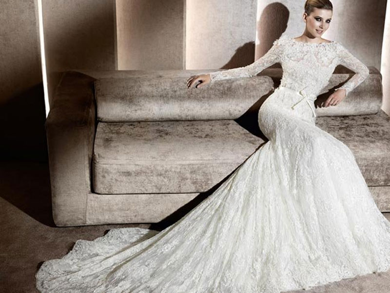 ef236637a Elie-Saab-for-Pronovias-wedding-dresses-2012-2 | the looking glass