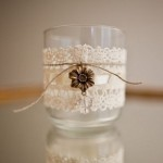 Lady-of-My-Life-Candle-Holder-by-LadyLotte-on-Etsy-Lace-Tea-Light-Flower-Twine-Wedding-Table-Decor